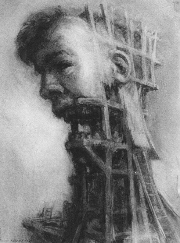 nuncalosabre.El Arte de Paul Rumsey