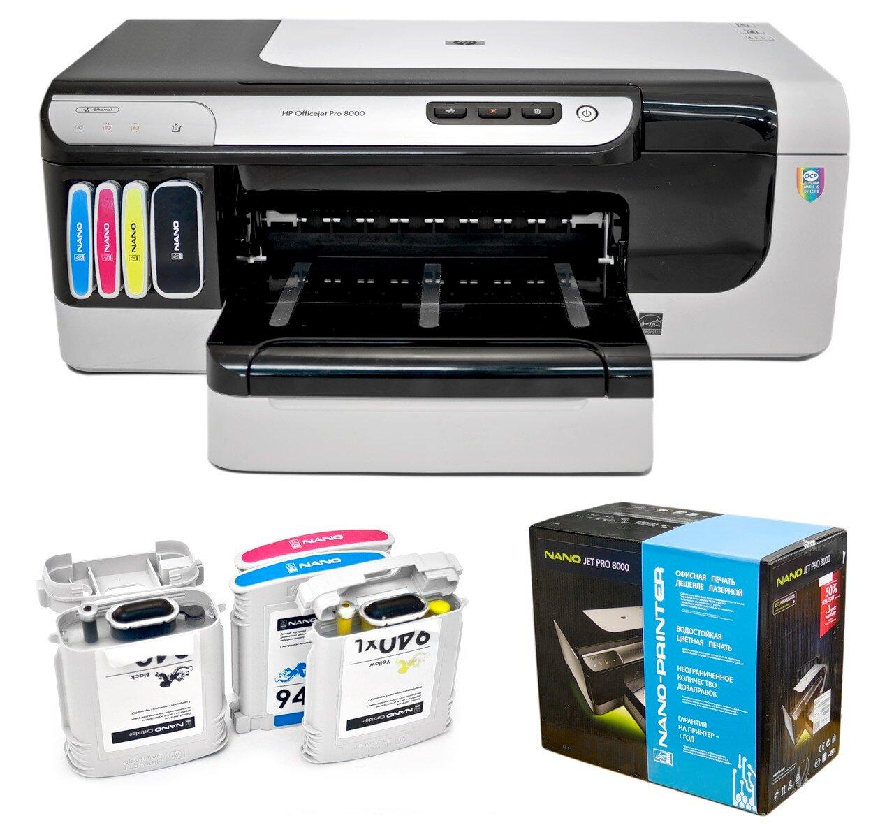 скачать драйвер принтер hp officejet pro 8500а