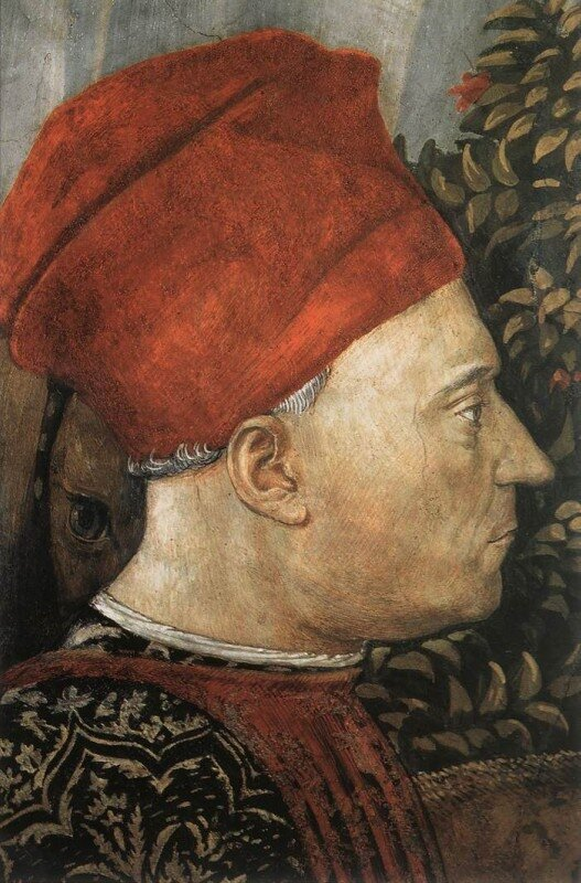 Беноццо Гоццоли. Шествие волхвов