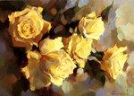 """""""Розы"""" х.м. 2006"""