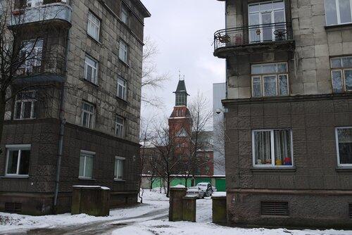 Danės 25, Klaipėda