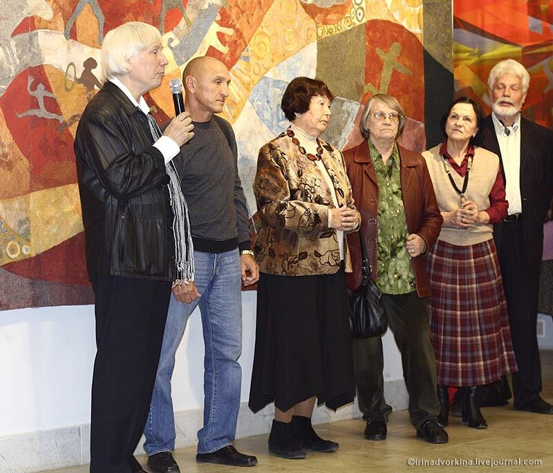 Галерея «Беляево».14 октября 2010.