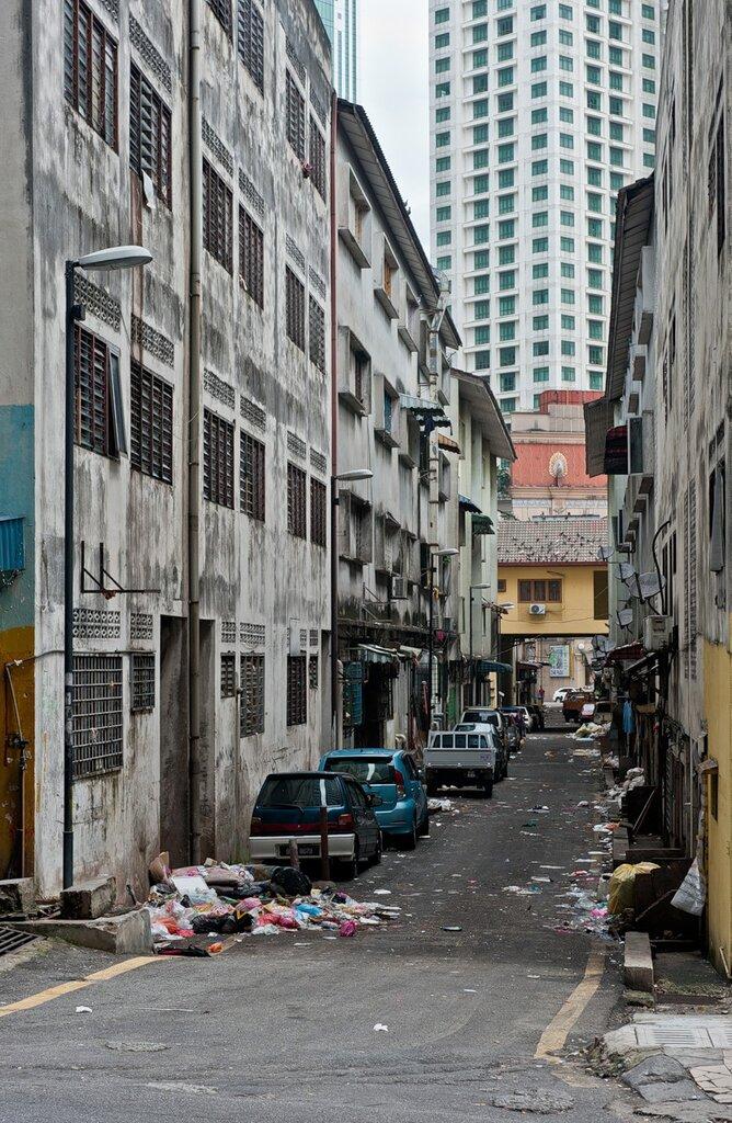 Куала-Лумпур, Малайзия, январь 2011 – фотоотчет