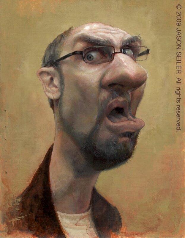 Карикатура картинки смешные лица