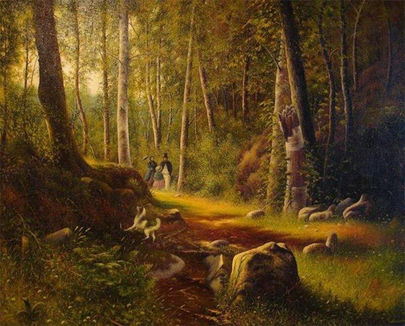Владимир Чиканов - живопись