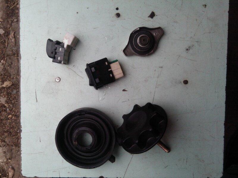 Радиатор новый ДВС турбо, зеркало левое, блоки управления ДВС и АКПП - Запчасти и аксессуары - 0_39ebc_6c165085_XL