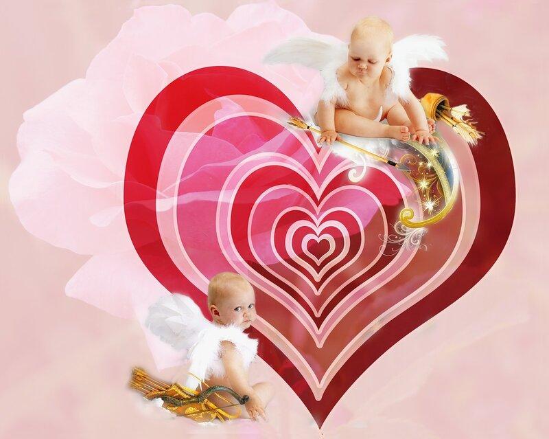 Поздравляю всех с днем всех влюбленных!