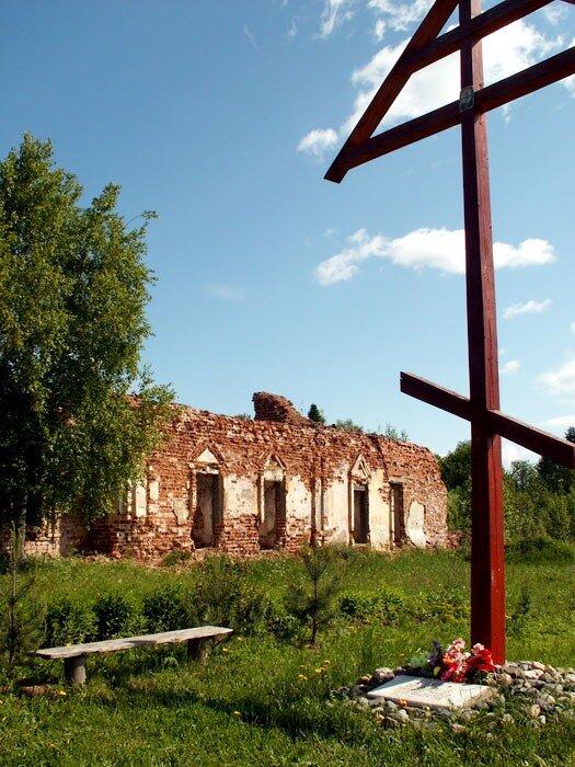 Храм в с. Дресвянка