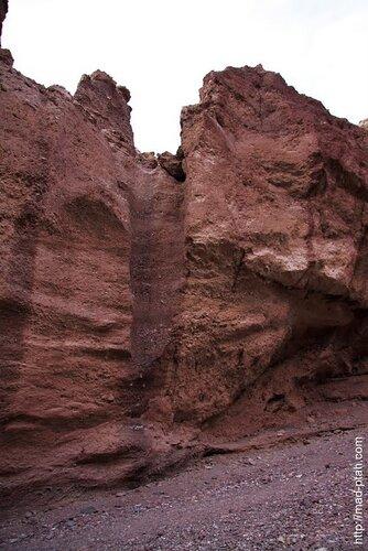 древние водопады
