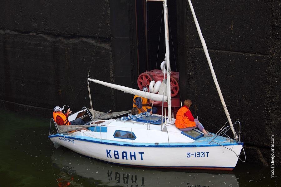 яхта «Квант»