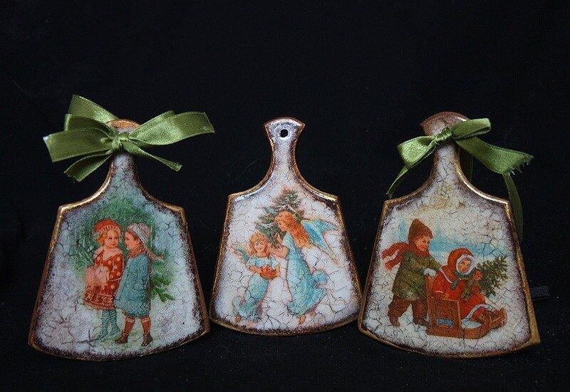 Сувенирчики новогодние