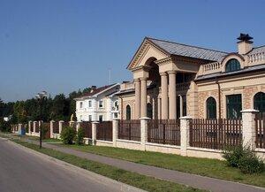 Коттеджный поселок Павлово на Новорижском шоссе, фото
