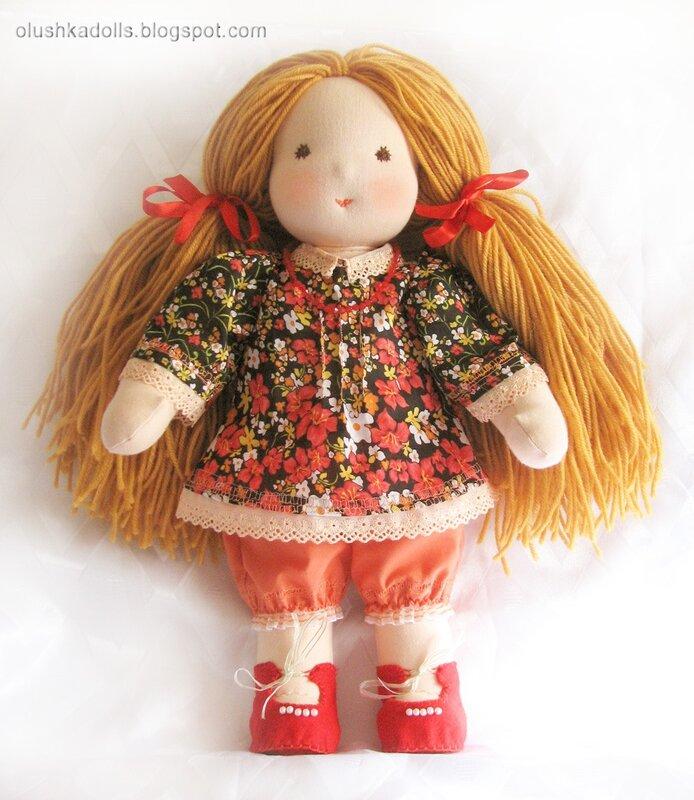 Как научиться сшить куклы 93