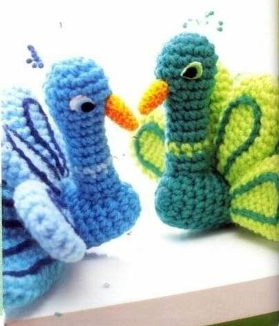 Amigurumi Free Patterns Knitting : Crochetpedia: Amigurumi Animal Patterns