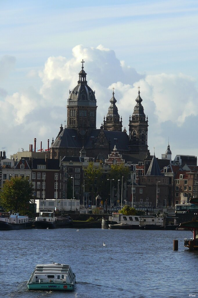 Церковь Святого Николая в Амстердаме