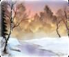 новогодний пейзаж75