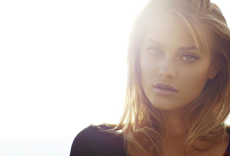 модель Анна Ягодзинска / Anna Jagodzinska, фотограф Derek Kettela