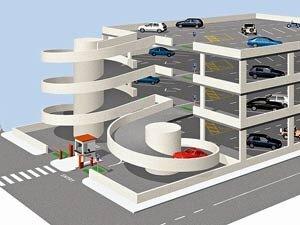 Сразу четыре многоярусных парковки построят во Владивостоке