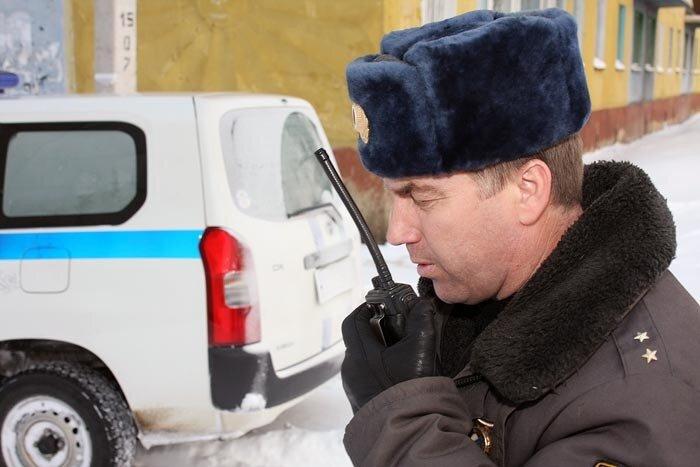 Милиция Владивостока. Операция
