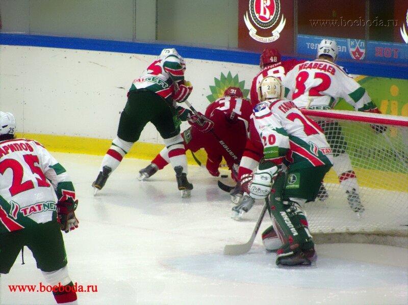 Витязь - АК Барс ФОТО