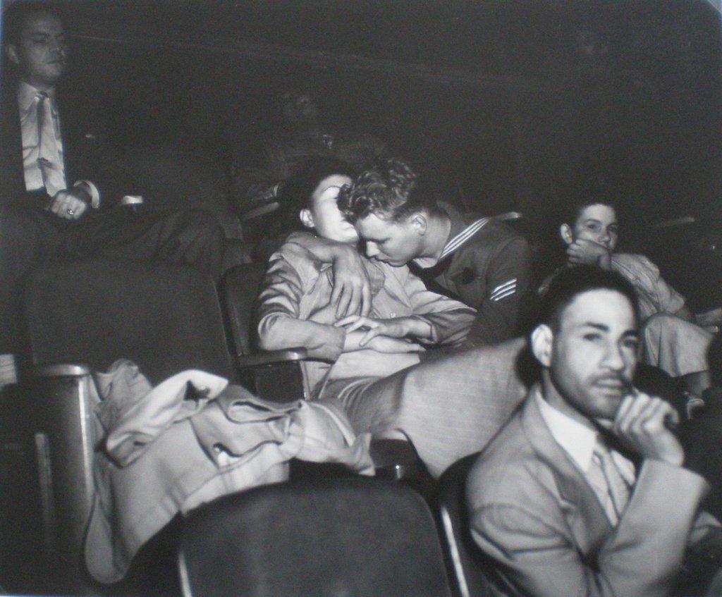 cinema Weegee