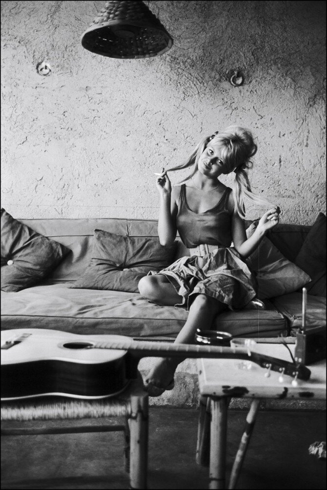 1961 Brigitte Bardot