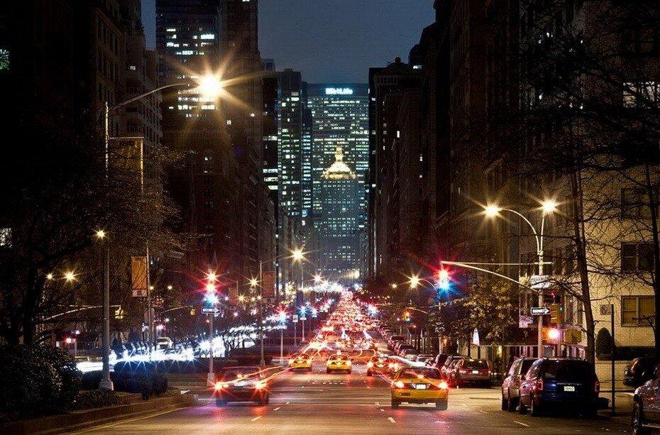 "города в книге ""New York"