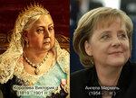 Меркель к-ва Виктория