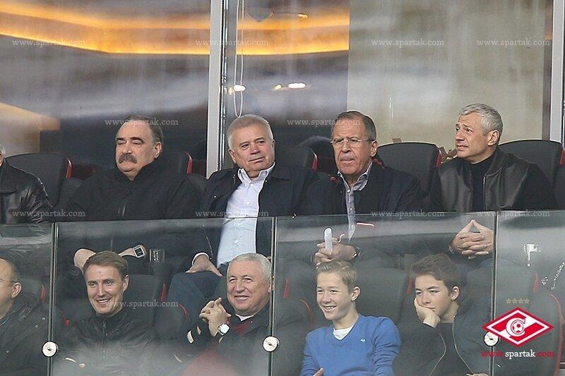 Вагит Алекперов: «Лукойл» не увеличит финансирование «Спартака»