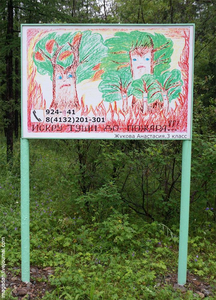 Детский конкурс «Мир заповедной природы» в рамках международной акции Марш парков-2015