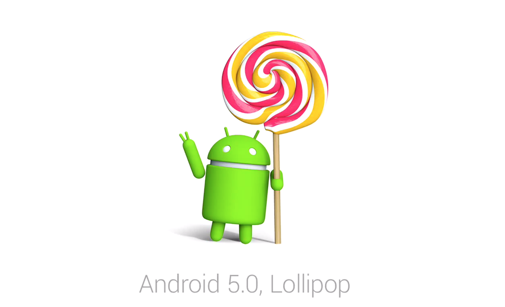 Android 5.0 – Lollipop