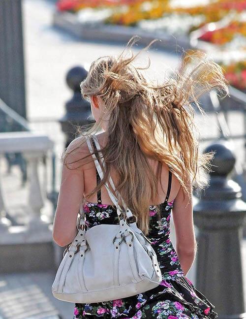Ветер против юбок
