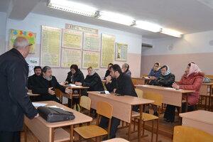 Seminar cu profesorii de Religie din Fălești
