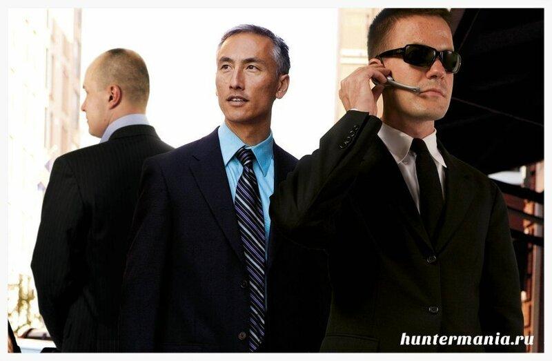 Знаменитые телохранители