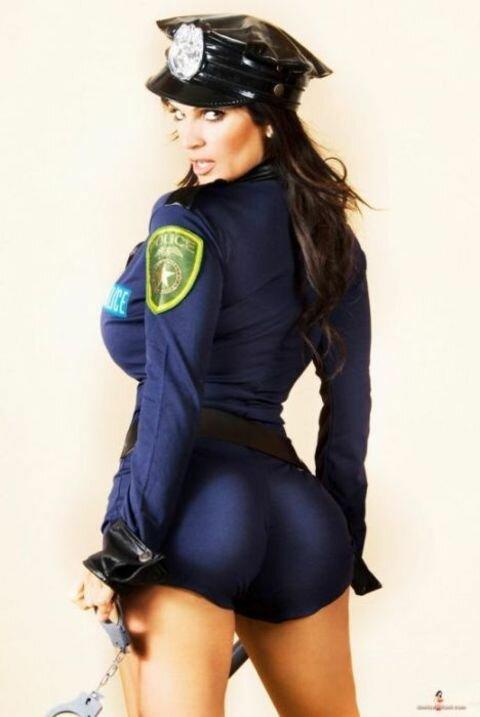 Сексуальная полицейская форма