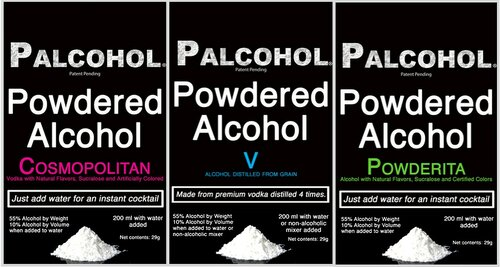 Palcohol - порошковый алкоголь