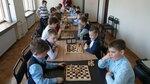 Первенство по шахматам в начальной школе, апрель 2015