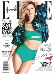 Журнал Elle Canada - July 2014