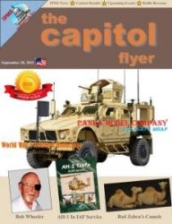 Журнал The Capitol Flyer Newsletter  2011-09