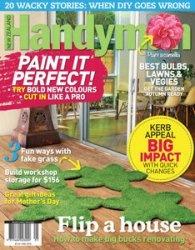 Журнал Handyman New Zealand - May 2015
