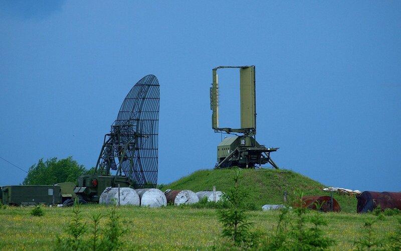 радары в военной части под Омутнинском в/ч 93515