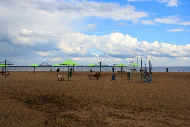 """Пляж """"Чудесный"""""""