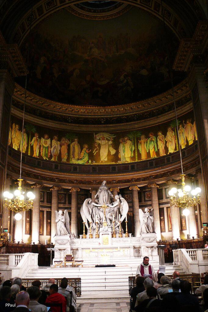 церковь Маллен