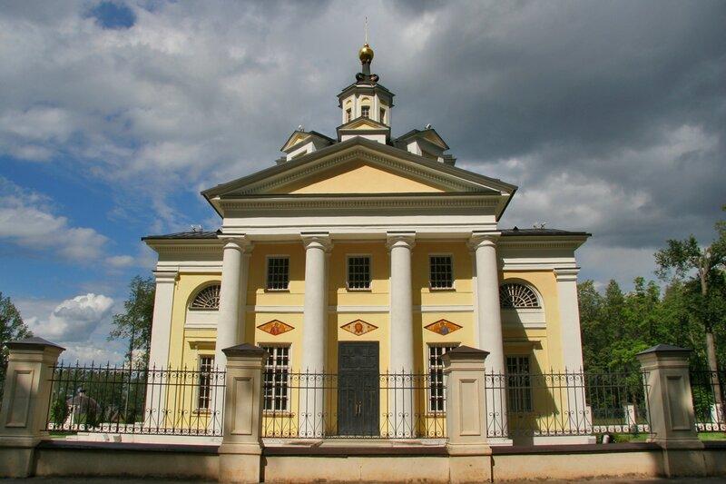 Николо-Прозорово, Храм Николая Чудотворца