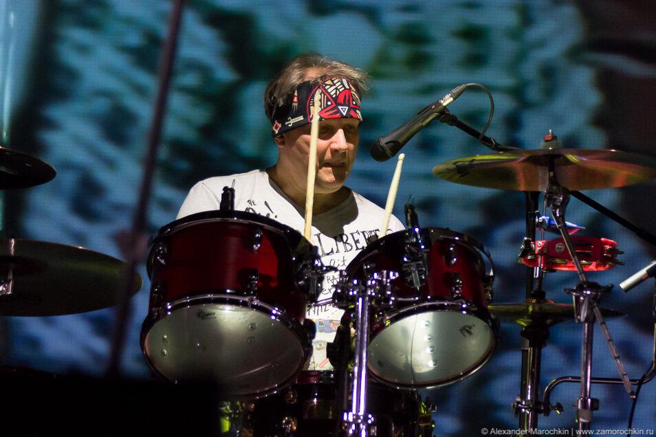 Валерий Северин на концерте в Саранске 16.04.2015