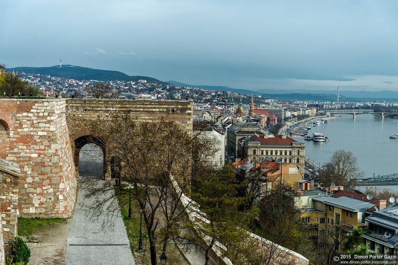 Будапешт. Будайская крепость