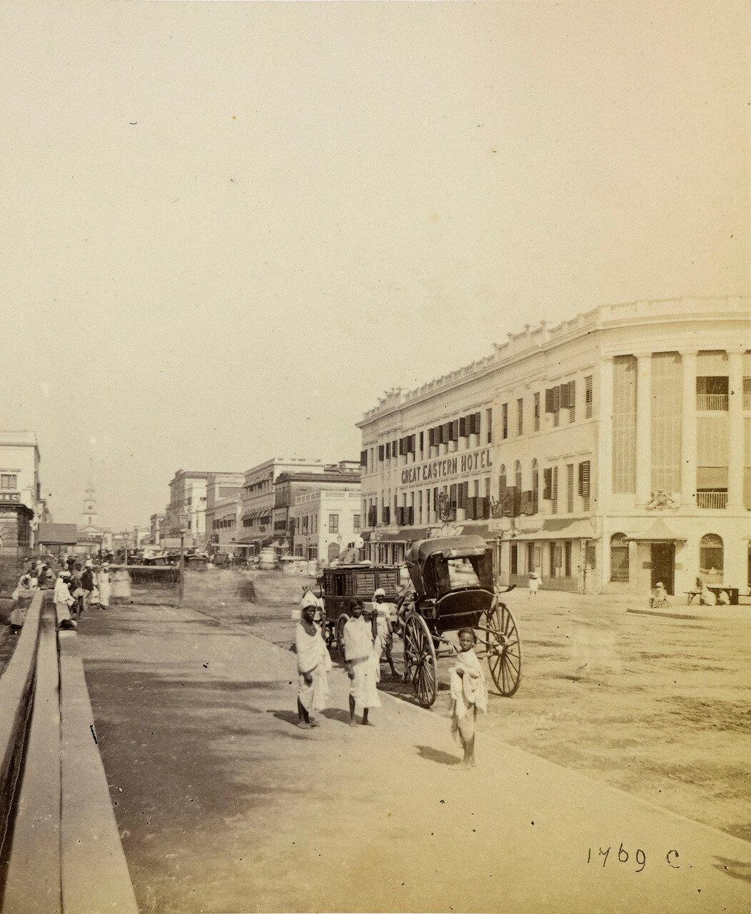 09. Гостиница в Калькутте
