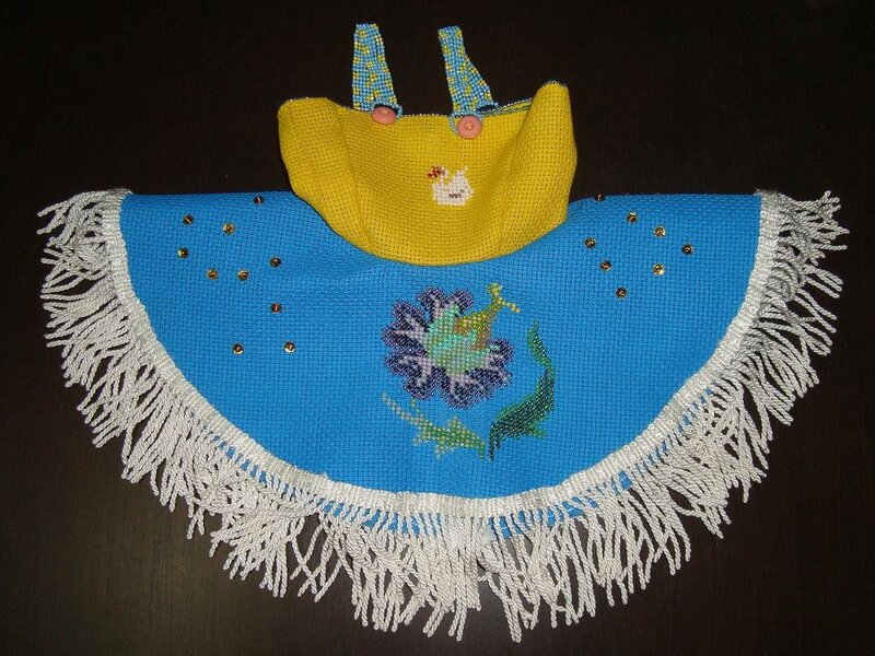 Платье Травиаты