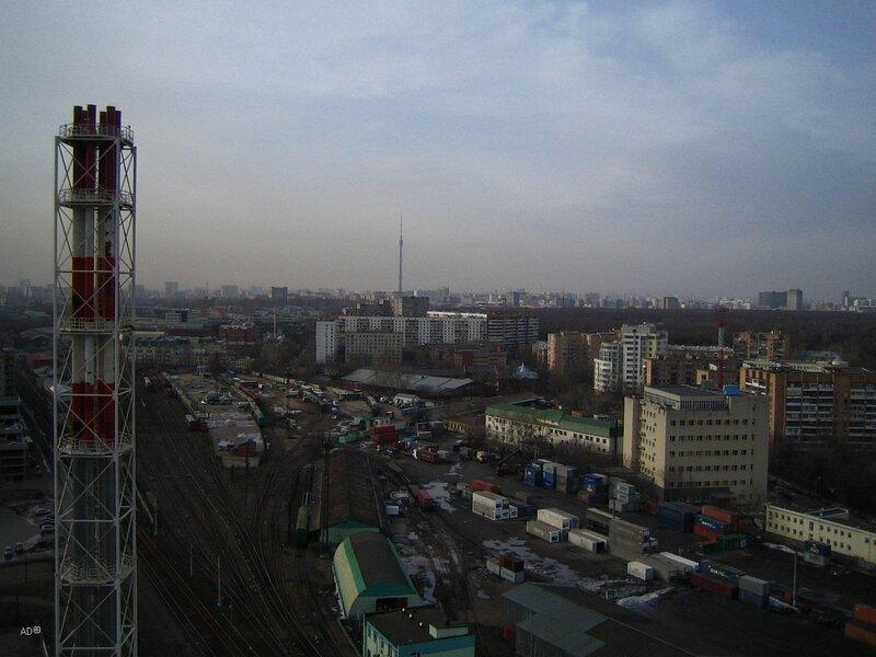 Железнодорожная станция Москва-II-Митьково