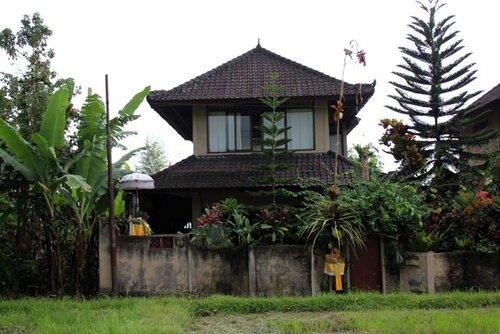 дом на бали
